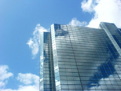 Kính cho nhà cao tầng