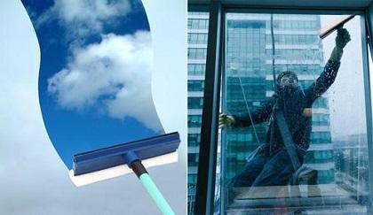 Quy trình vệ sinh kính nhà cao tầng chuyên nghiệp hiện nay như thế nào?