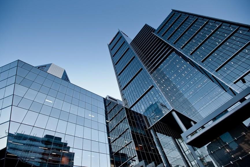 Tìm hiểu về vách kính mặt dựng nhà cao tầng