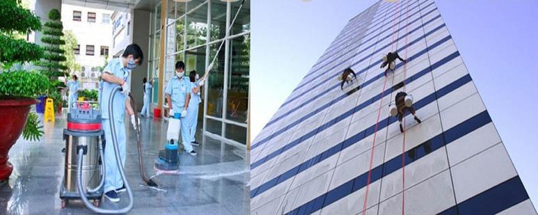Top 5 dịch vụ lau kính chất lượng tại Đồng Nai